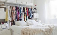 bedroom sets 10 Astute Storage Tips for Bedroom Sets With No Closets Feature 29 240x150