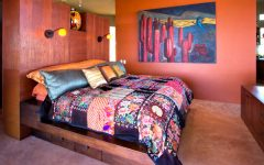 bedroom interiors 7 Bohemian Style Bedroom Interiors Feature 35 240x150