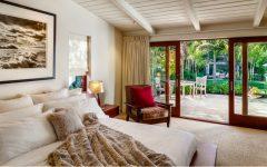 glass sliding doors 10 Glorious Bedroom Decors with Glass Sliding Doors Feature 36 240x150