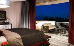 Modern Bedrooms 10 Modern Bedrooms with Balcony for Idyllic Homes Bachelor Padxx ft 240x150