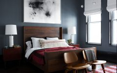 celebrity bedrooms Enviable Celebrity Bedrooms Symmetrical Nightstands 2 12 240x150