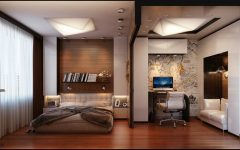 masculine bedroom designs Contemporary Masculine Bedroom Designs to Inspire You Studioapartmentbedroominteriordesignhompassion 240x150