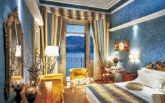 luxury hotel Top 10 Bedrooms of Italian Luxury Hotels Grand Hotel Tremezzo Lake Cuomo Italy 1 240x150