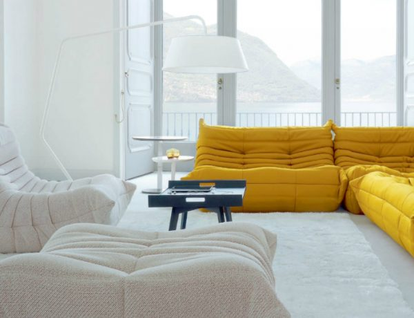 design show 10 exhibitors you can't miss at the AD Design Show LIGNE ROSET 600x460