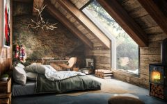 attic bedroom 12 Masterfully Decorated Attic Bedrooms attic bedroom design inspiration ideas 1 240x150