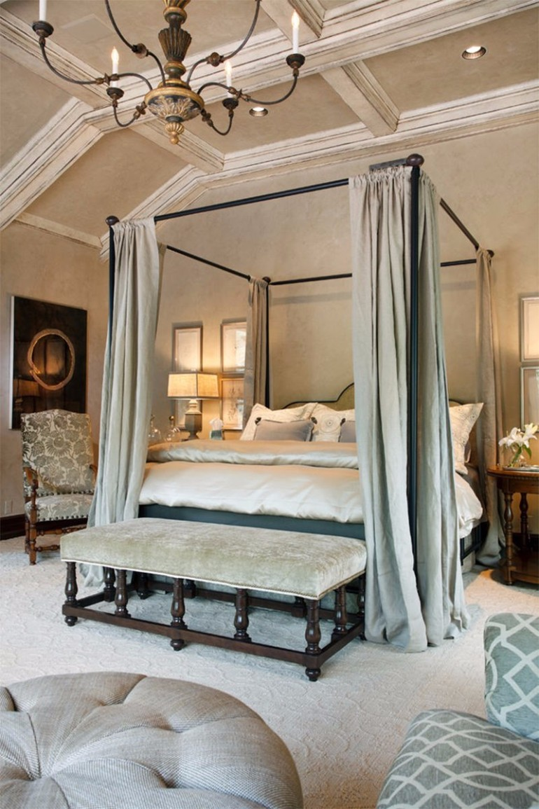 Best Ideas for Romantic Master Bedrooms - Master Bedroom Ideas on Best Master Bedroom Designs  id=72984