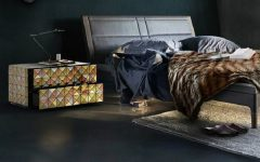 dark bedroom Most Expensive Nightstands for Dark Bedrooms pixel nightstand boca do lobo beautiful pixel 1 240x150