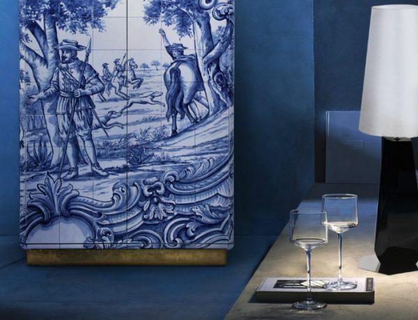 bedroom cabinet design Exquisite And Sumptuous Bedroom Cabinet Designs Boca Do Lobo Exclusive Furniture Heritage Cabinet Bedroom Design 1 600x460