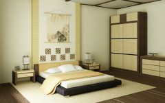 japanese bedroom Discover 10 Striking Japanese Bedroom Designs inspired bedroom inspiration with cream tones and wooden furniture for modern master bedroom design room ideas contemporary japanese design 1 240x150