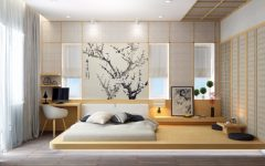 Get inspired by Minimal Bedroom Designs minimal bedroom Get inspired by Minimal Bedroom Designs master bedroom design wood tones light colors for interior decor 1 240x150