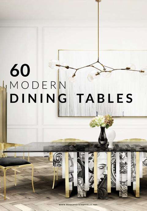 60 Modern Dining Tables 60 modern dining tables
