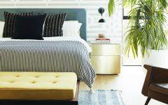 bedroom design Bedroom Designs by Top Interior Designers: Consort Design Venice Beach Chic Modern Home 10 Joe Schmelzerphoto 1 240x150