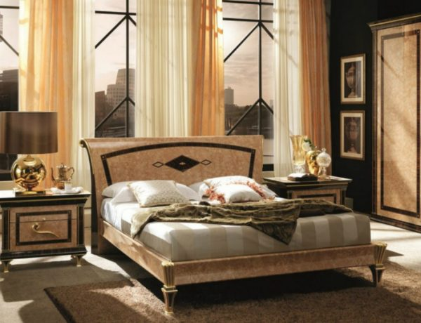 Art Deco 9 Marvelous Master Bedrooms in Art Deco Style art deco bedroom interior design ideas art deco bedroom decoration interior design master bedroom ideas room design room ideas midcentury bedroom design 1 600x460