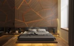 Master Bedrooms with Striking Wood Panel Designs master bedroom Master Bedrooms with Striking Wood Panel Designs bedroom inspiration design ideas with striking wood panels modern master bedroom inspiration side tables ideas modern design 1 240x150