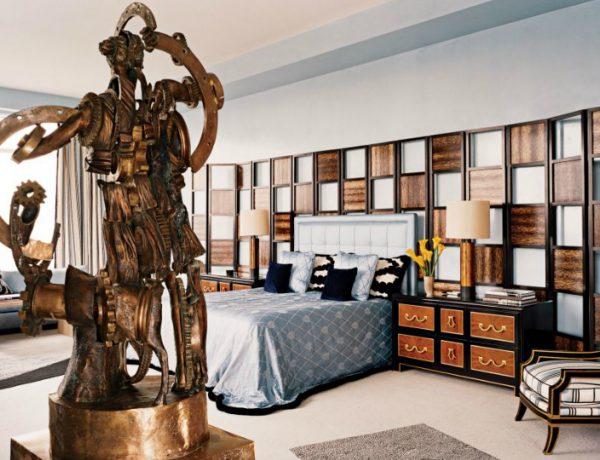 top interior designers Bedrooms by Top Interior Designers: Alberto Pinto contemporary bedroom alberto pinto new york new york 200712 2 1000 600x460