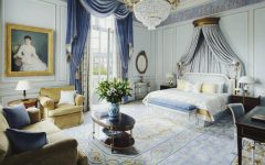 bedroom design Bedroom Designs by Top Interior Designers: Pierre-Yves Rochon Four Seasons George V Pierre Yves Rochon opulent luxury master bedroom ideas modern glamorous bedroom design 1 240x150