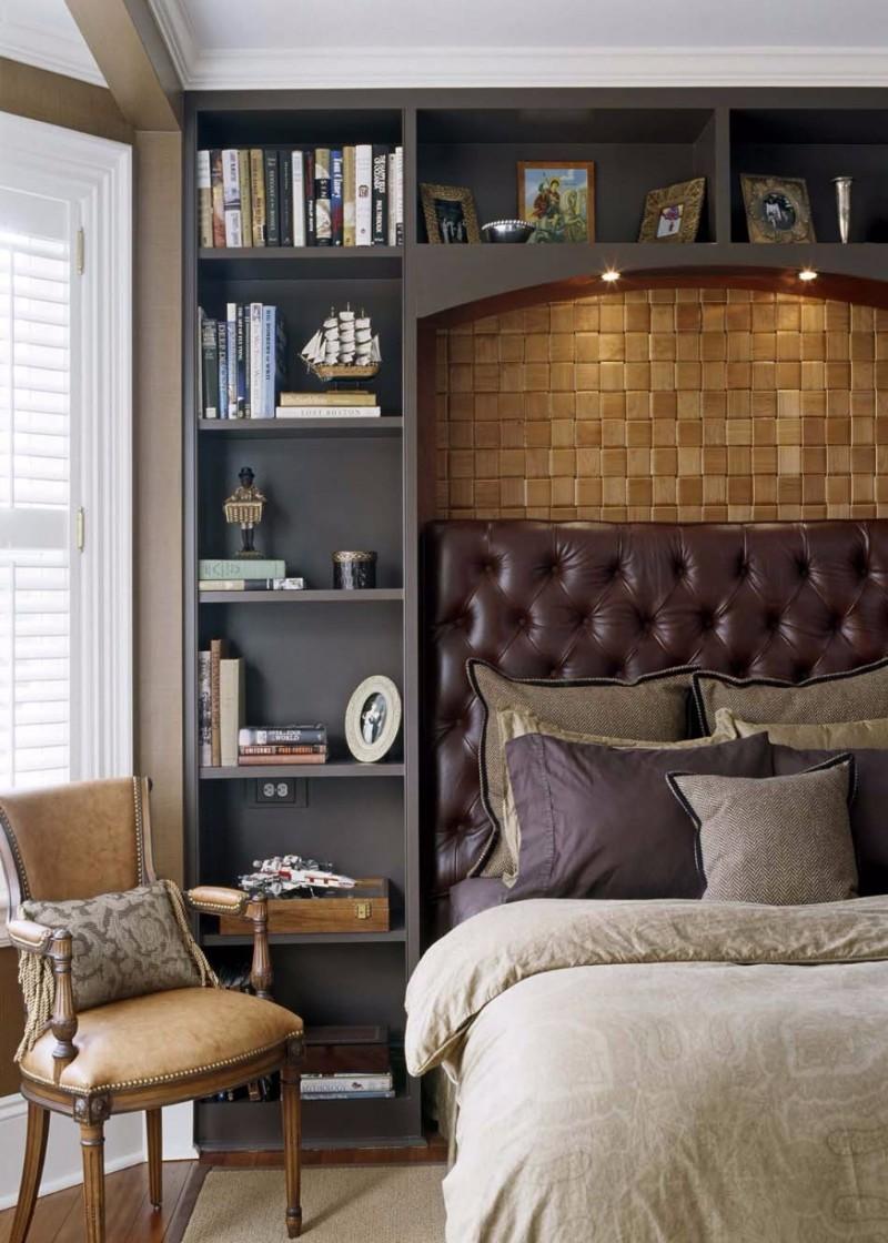 15 Amazing Bedroom Designs for Men - Master Bedroom Ideas