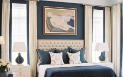 tufted headboard Sublime Tufted Headboards for Master Bedroom Décor exquisite modern master bedroom design inspiration ideas tufted headboard navy themes 1 240x150