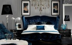 blue bedroom 10 Soothing Blue Bedroom Designs luxury contemporary blue bedroom inspiration design modern master bedroom inspiration 1 240x150