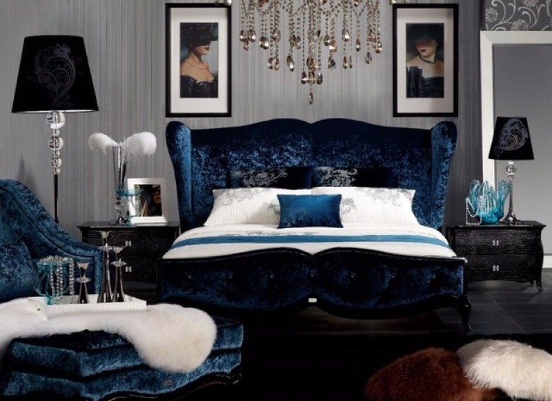 modern master bedroom furniture 10 soothing blue bedroom designs master bedroom ideas 16405