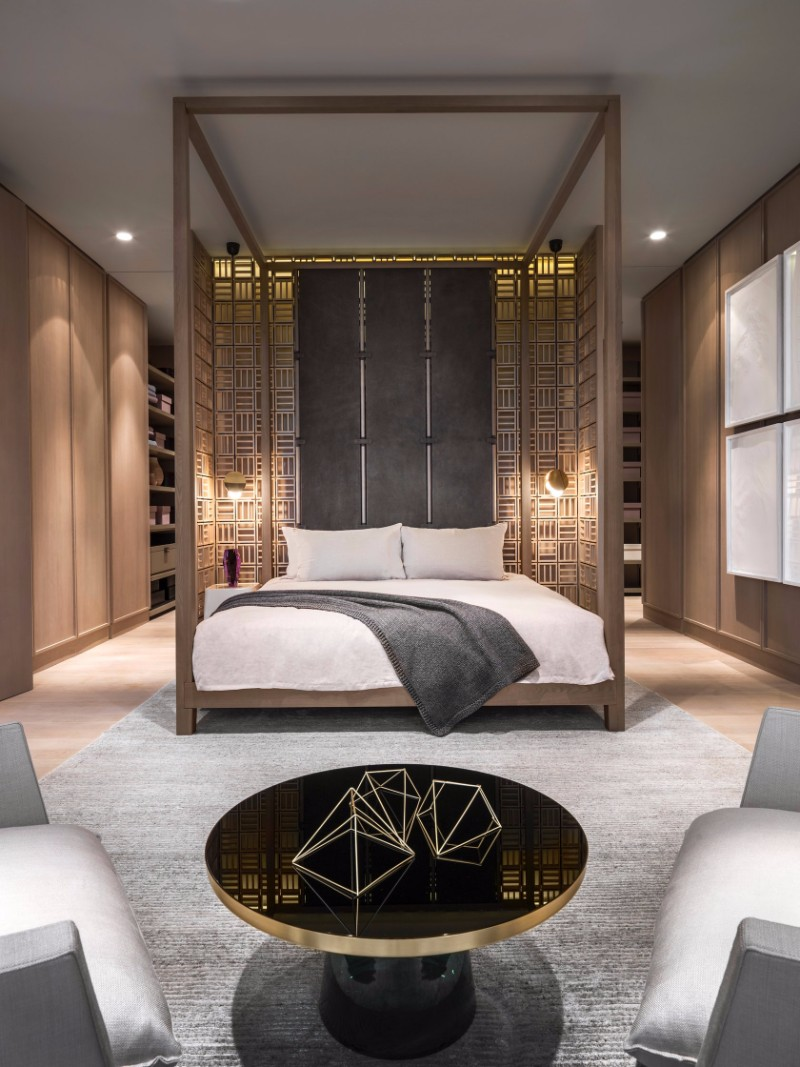 the very best of bed designs 2017 master bedroom ideas 15992 | modern canopy bed oriental theme wooden touch master bedroom inspiration ideas bed design trends 2017