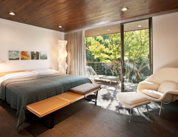 mid century modern home Bedroom Inspiration for Mid Century Modern Homes sleek mid century modern bedroom design inspiration ideas lighting design modern furniture iconic sofa 1 600x460