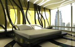 Bedroom design Bedroom Designs by Top Interior Designers: Tihany Design tihany design four seasons dubai ultra modern bedroom decor 1 240x150