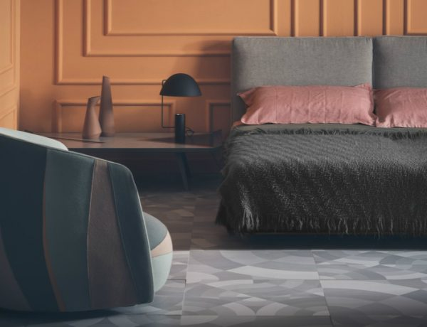 dark bedroom Elegance & Luxury with Dark Bedroom Designs Contemporary dark bedroom design orange walls modern pieces dark bedroom design ideas 1 600x460