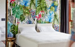 design wallpaper Design Wallpaper Ideas for Modern Master bedrooms Design Wallpaper Ideas for Modern Master bedrooms contemporary tropical colors 240x150