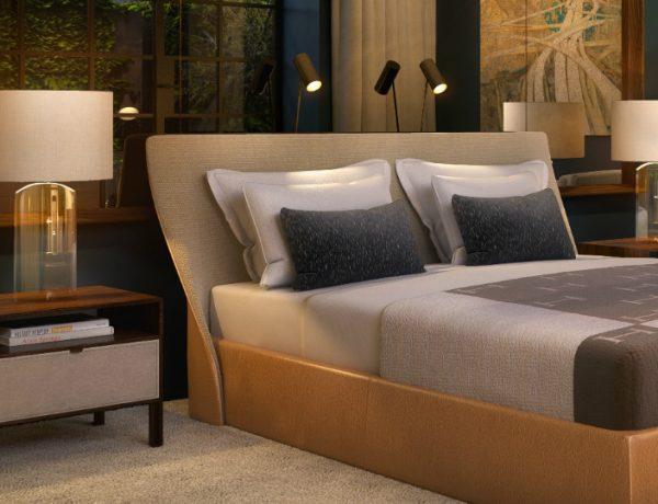 bedroom design Bedroom Designs by Top Interior Designers: Tara Bernerd master bedroom design tara bernerd 1 600x460