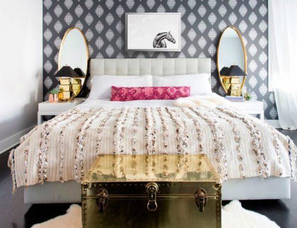 master bedroom 12 Sensational Eclectic Style Master Bedroom Designs bohemian eclectic style bedroom by center design modern master bedroom design ideas 1 600x460