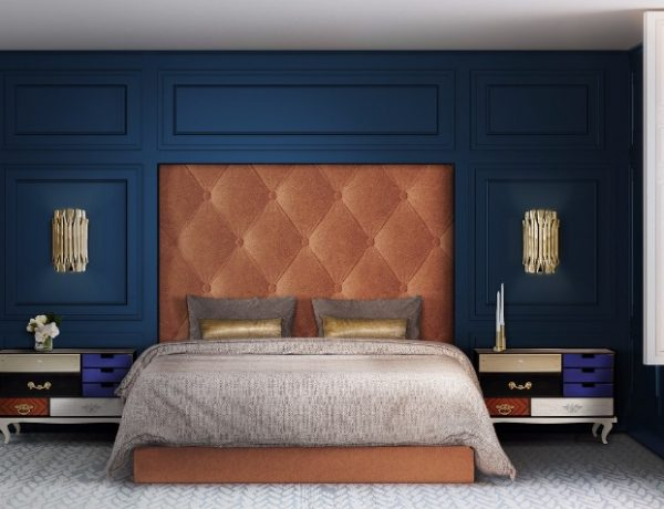 modern interior design 10 Pieces of Bedroom Furniture for Modern Interior Design matheny wall ambience 05 HR 600x460