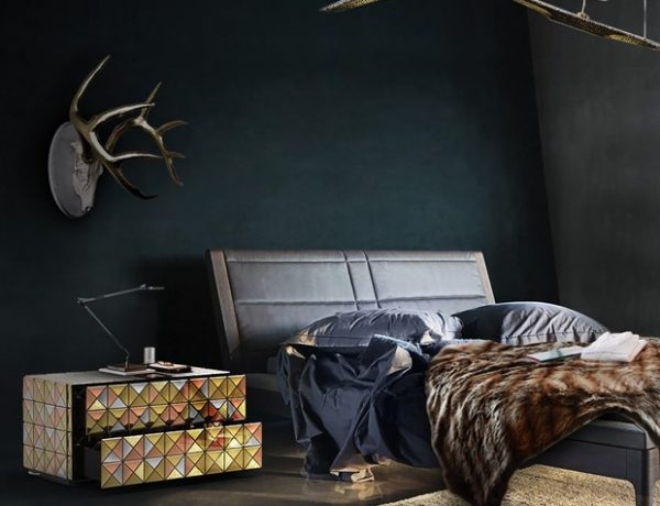 black design Black Design Inspiration For a Master Bedroom Decor Black Design Inspiration For a Master Bedroom Decor 11 600x460