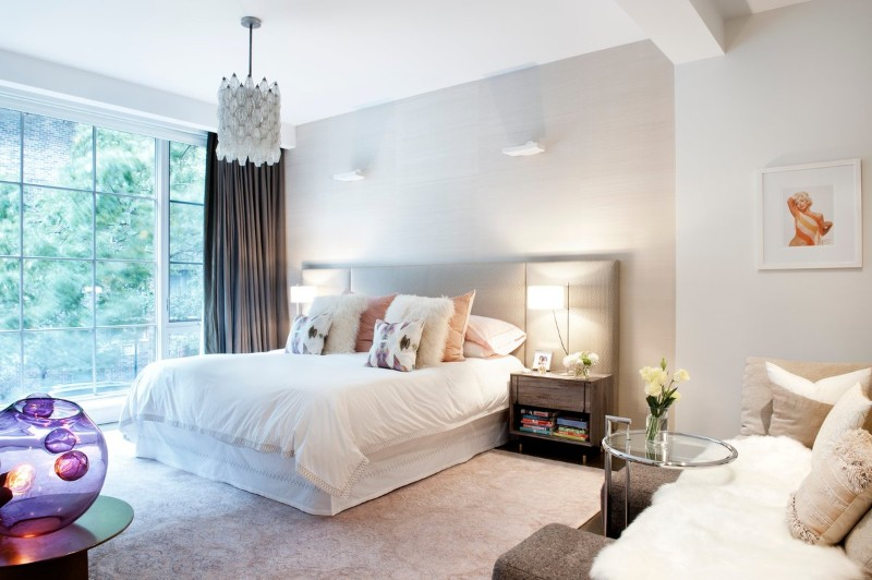 Master Bedroom 10 Stunning Bedrooms By Top Interior Designers Dream With Internet Age Elements