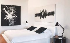 Black and White bedroom 10 Sharp Black and White Bedroom Designs beautiful contemporary master bedroom design home decor ideas modern black and white bedroom inspiration 240x150
