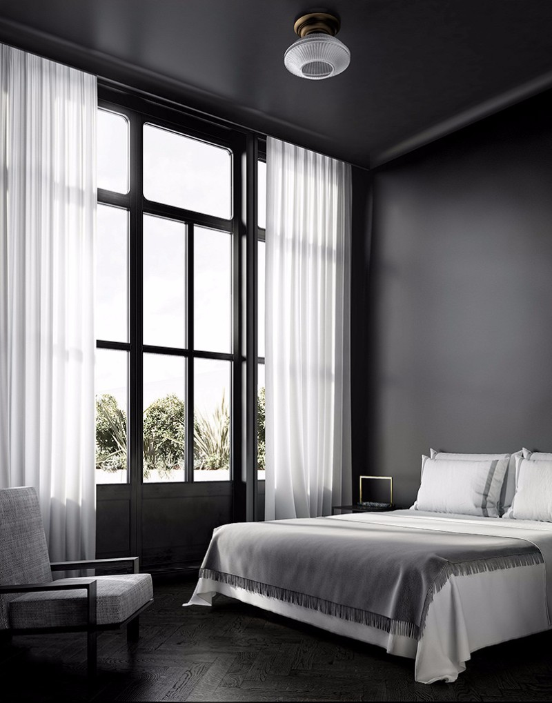 modern bedrooms designs 10 sharp black and white bedroom designs master bedroom 12531