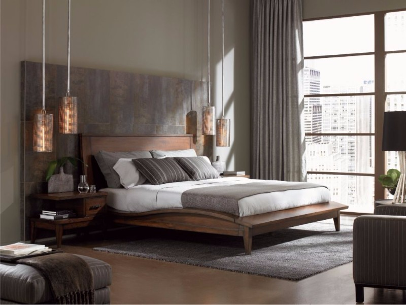 10 Master Bedrooms in Mid-Century Modern Style – Master ...