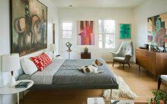 mid-century modern 10 Master Bedrooms in Mid-Century Modern Style modern master bedroom mid century style master bedroom design 240x150