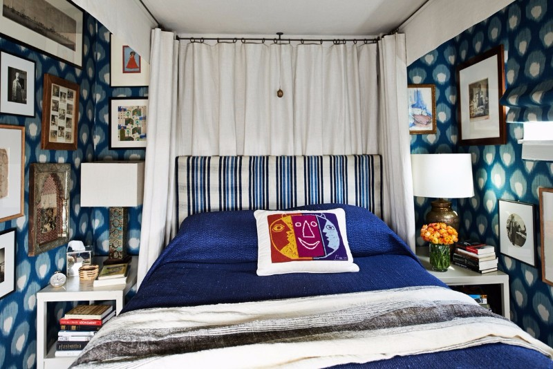 10 Bedroom Designs in Boho Chic Style - Master Bedroom Ideas on Boho Master Bedroom Ideas  id=64244