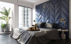 bedroom inspiration Bedroom Inspiration in Shades of Grey and Blue master bedroom design in shades of grey and blue modern bedroom ideas design 240x150