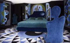 master bedroom 10 Master Bedrooms Inspired by Modern Surrealism master bedrooms inspired by modern surrealism bedroom design ideas blue tones 240x150