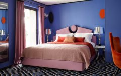 master bedroom design Trends 2018: Colorful Master Bedroom Designs colorful master bedroom design ideas modern interior design 240x150