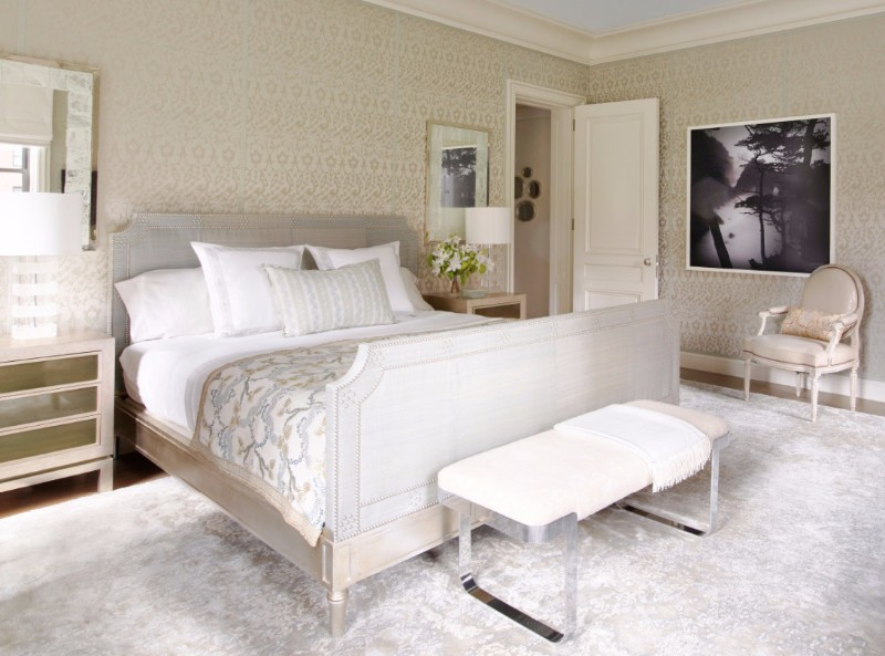 Master Bedroom 10 American Style Bedrooms By Michael S Smith Cream Design