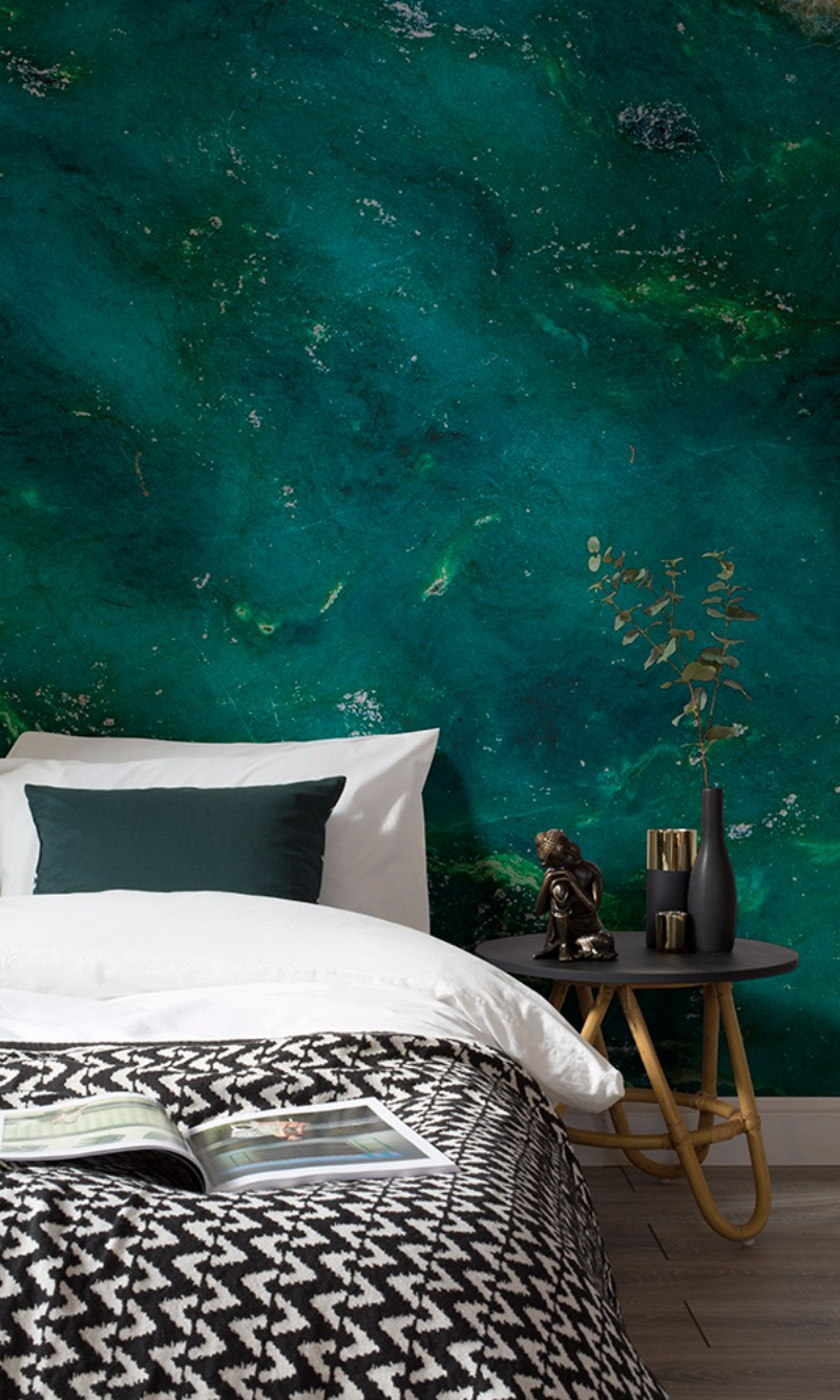 Emerald Green Design Inspiration For Your Master Bedroom Decor master bedroom Emerald Green Design Inspiration For Your Master Bedroom Decor emerald green bedroom design ideas modern master bedroom design inspiration