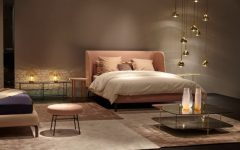 Ligne Roset French Master Bedroom Brands at Maison Et Objet: Ligne Roset gorgeous modern bedroom design by ligne roset master bedroom ideas 240x150