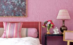 bedroom inspiration Bedroom Inspiration: 10 Charming Bedrooms in Millennial Pink jamie drake pink bedroom design millenial pink 240x150