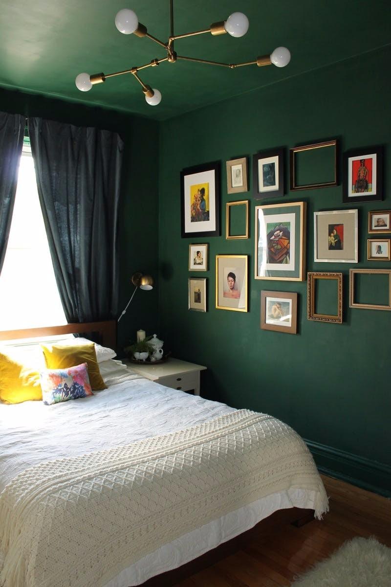 Emerald Green Design Inspiration For Your Master Bedroom Decor master bedroom Emerald Green Design Inspiration For Your Master Bedroom Decor master bedroom design ideas bedroom decor master bedroom interior design