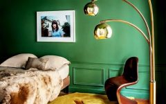 green bedroom 10 Stunnning Emerald Green Bedroom Designs modern master bedroom design ideas bedroom design interior 240x150