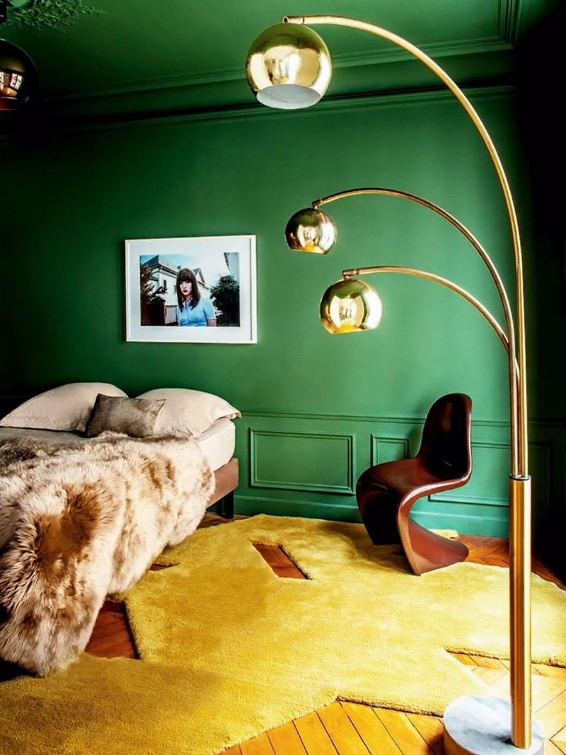Emerald Green Design Inspiration For Your Master Bedroom Decor master bedroom Emerald Green Design Inspiration For Your Master Bedroom Decor modern master bedroom design ideas bedroom design interior
