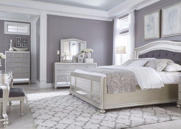 bedroom inspiration Sumptuous Bedroom Inspiration in Shades of Silver silver master bedroom inspiration design ideas modern bedroom decor 600x426